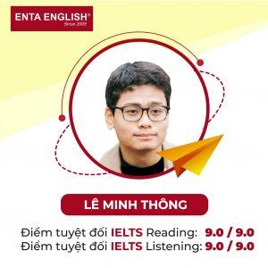Học viên Lê Minh Thông