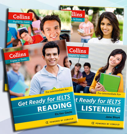 Get Ready for IELTS collins